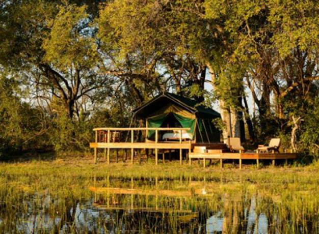 Macatoo Camp Botswana