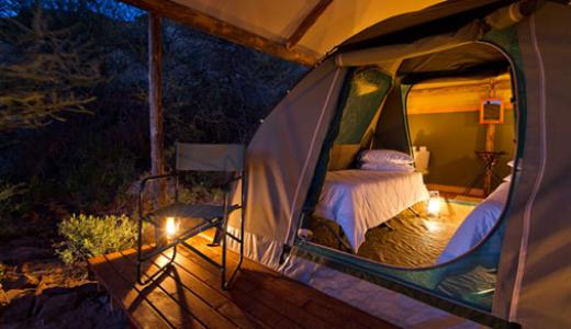Diverse Namibia - Damaraland Adventure Camp