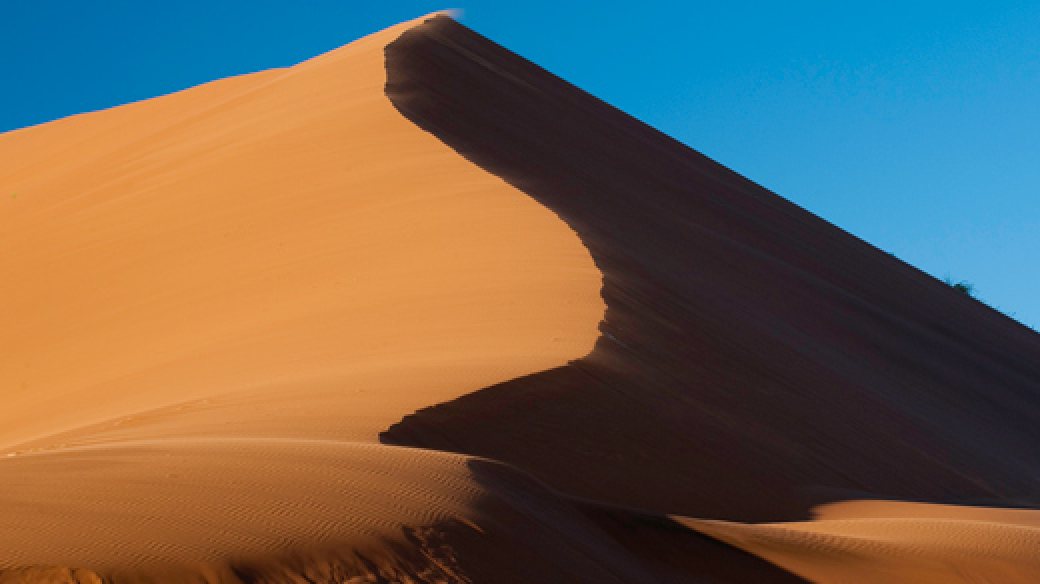 Sossusvlei. Just one of the many highlights of diverse Namibia.