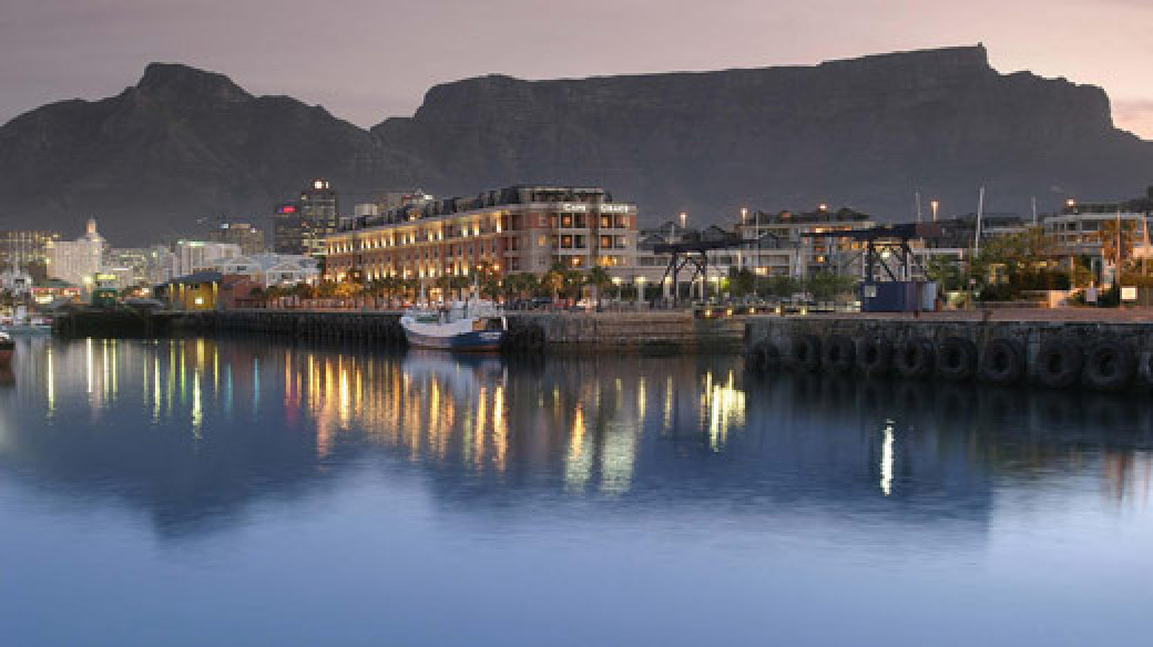 Cape Grace Hotel, Cape Town, South Africa