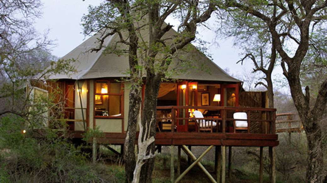 Hamiltons Tented Camp Safari