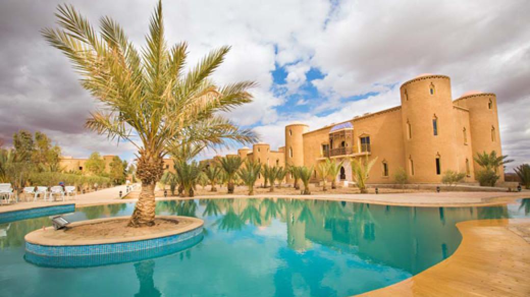 Palais du Desert Morocco