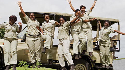 Safari Guides - Chobe Game Lodge