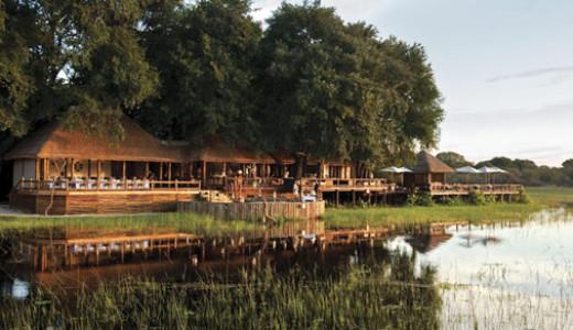Sanctuary Chiefs Camp Botswana