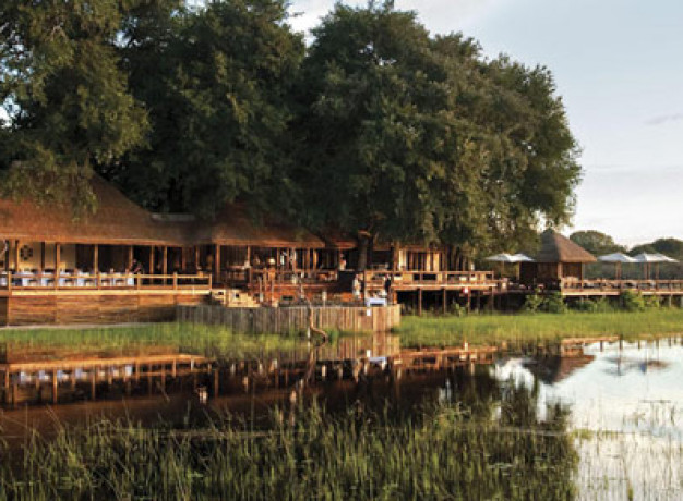 Sanctuary Chiefs Camp Botswana