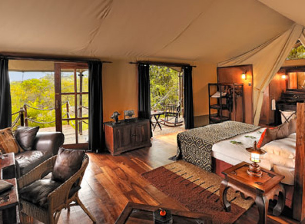 Serengeti Migration Camp Tanzania