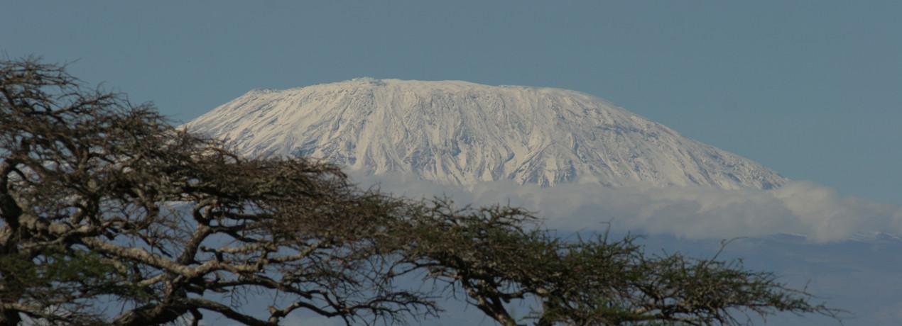 Mount Kiimanjaro, Tanzania