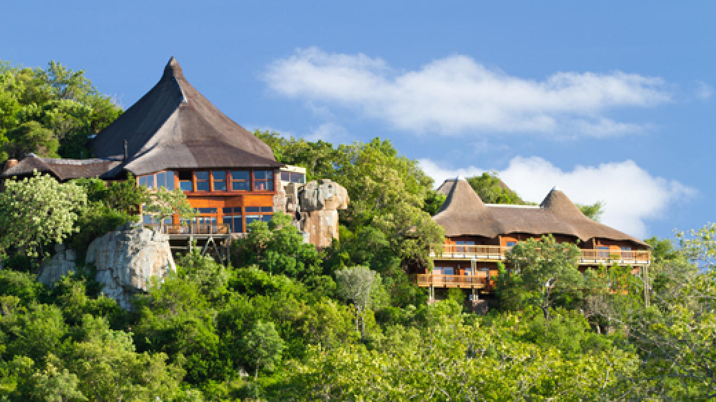 Ulusaba Rock Lodge, South Africa