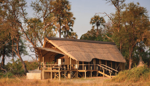 Eagle Island Lodge Botswana