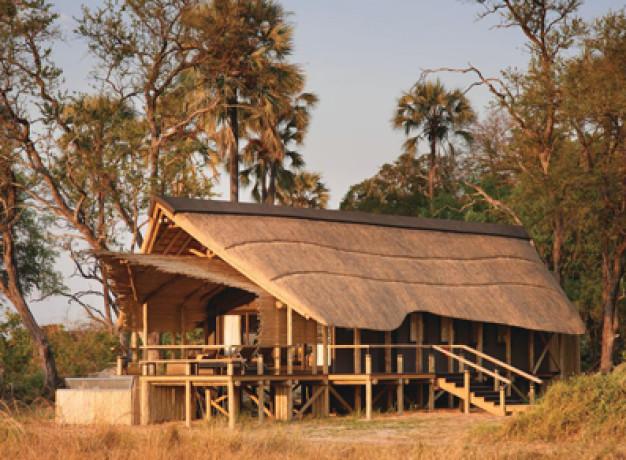 Eagle Island Lodge Botswana