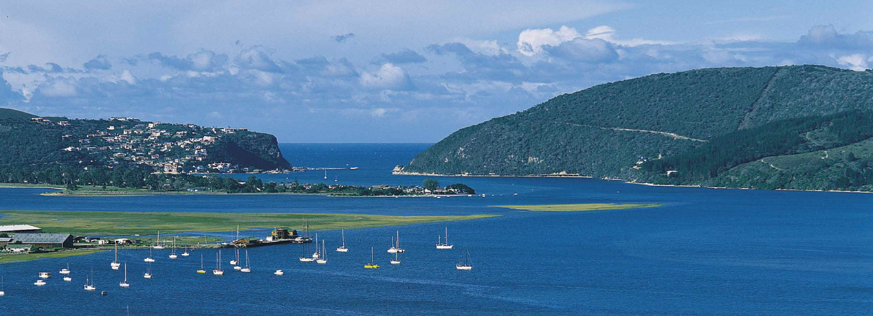 Knysna - A Town right in the heart of the Garden Route