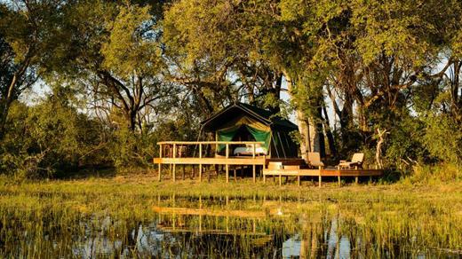 Macatoo Camp Botswana