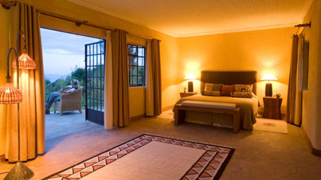 Sabinyo Silverback Lodge, Rwanda