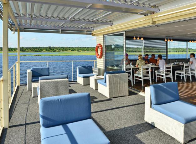 Zambezi Queen Deck