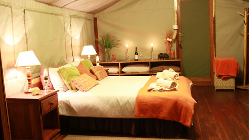 Bedroom - Bomani Tented Camp