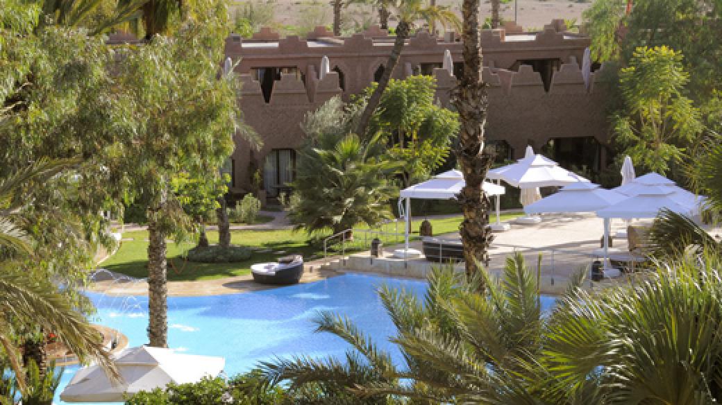 Es Saadi Gardens Marrakech