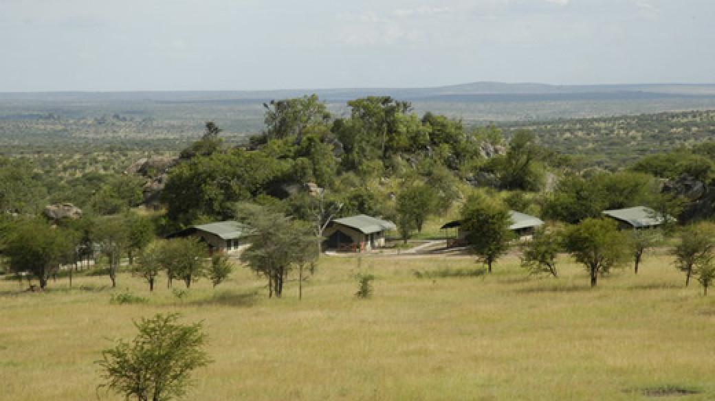Mbuzi Mawe Serena Camp, Tanzania
