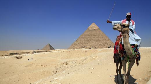 Travel in Egypt and Jordan