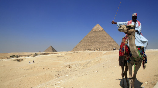 Travel in Egypt and Jordan