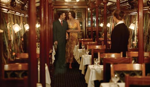 Dining Carriage, Rovos Rail
