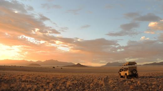 Safari School: Travel in Namibia