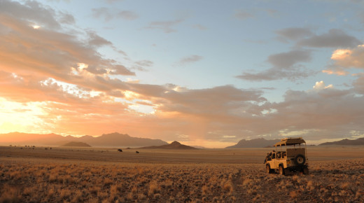 Safari School: Travel in Namibia