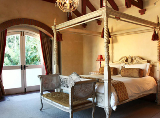 Villa Suite at Franschhoek Country House and Villas, South Africa