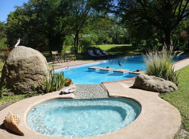 Waterberry Zambezi Lodge Swimming Pool
