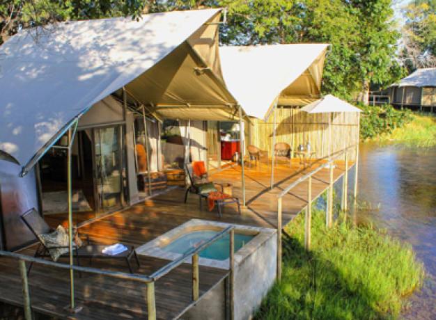 Zambezi Sands - Luury Suite