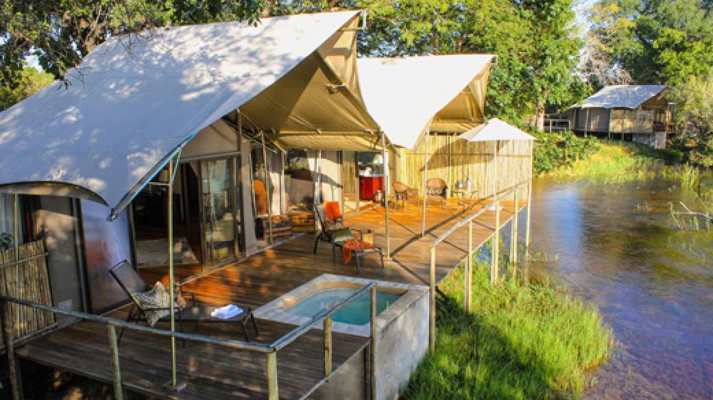 Zambezi Sands - Luury Suite