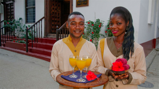 Welcome to Zanzibar Palace Hotel