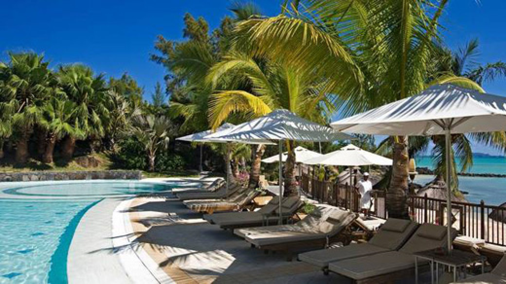 Beach Honeymoon Mauritius