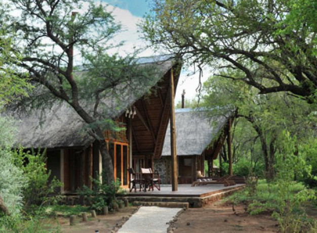 Black Rhino Game Lodge, South Africa