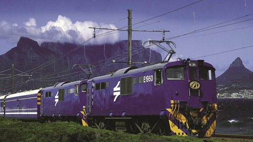 Blue Train - Pretoria to Cape Town