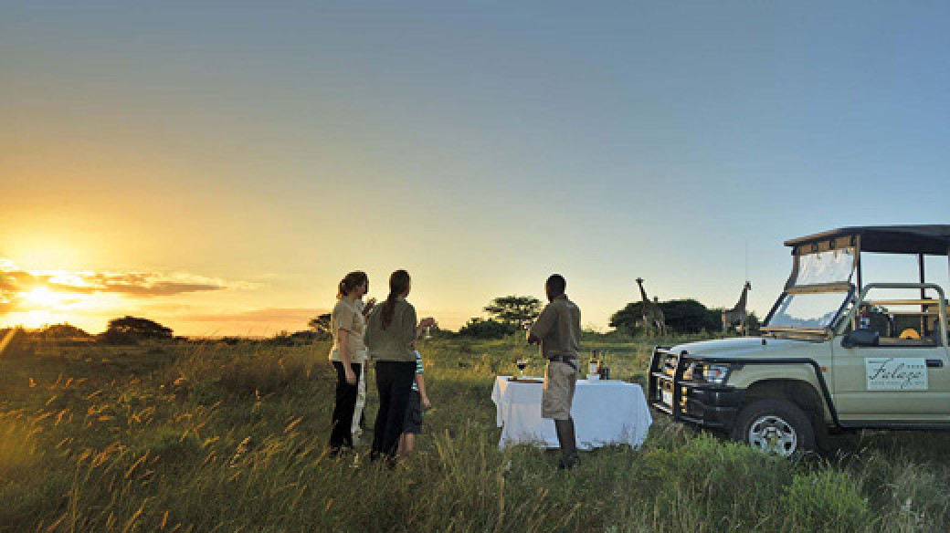 Falaza Safari Sundowner