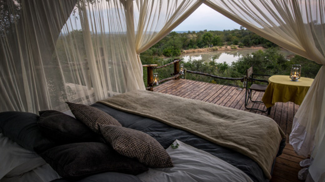 Garonga Safari Camp - Sleep under the Stars