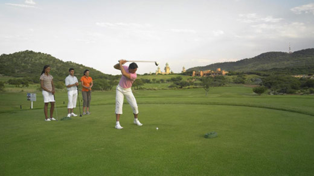 Sun City Hotel - Golf Course