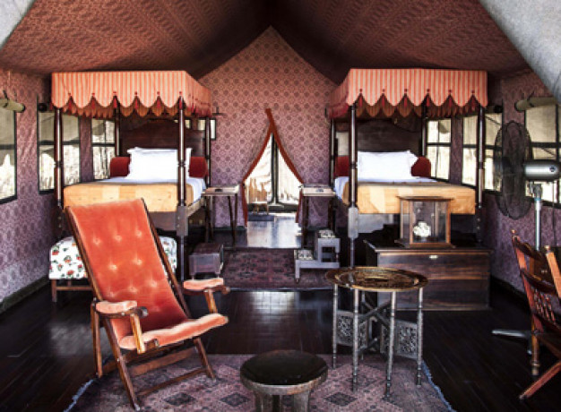 Jacks Camp - Twin Safari Tent
