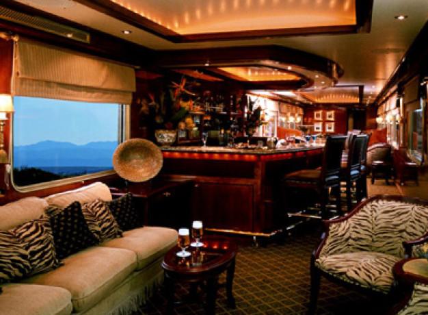 The Blue Train - Lounge Car