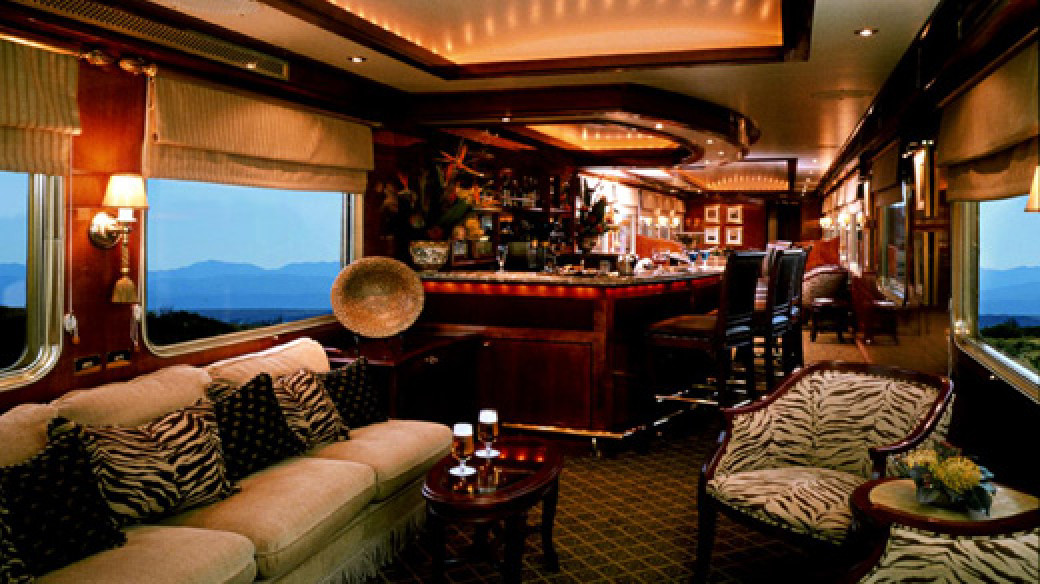 The Blue Train - Lounge Car