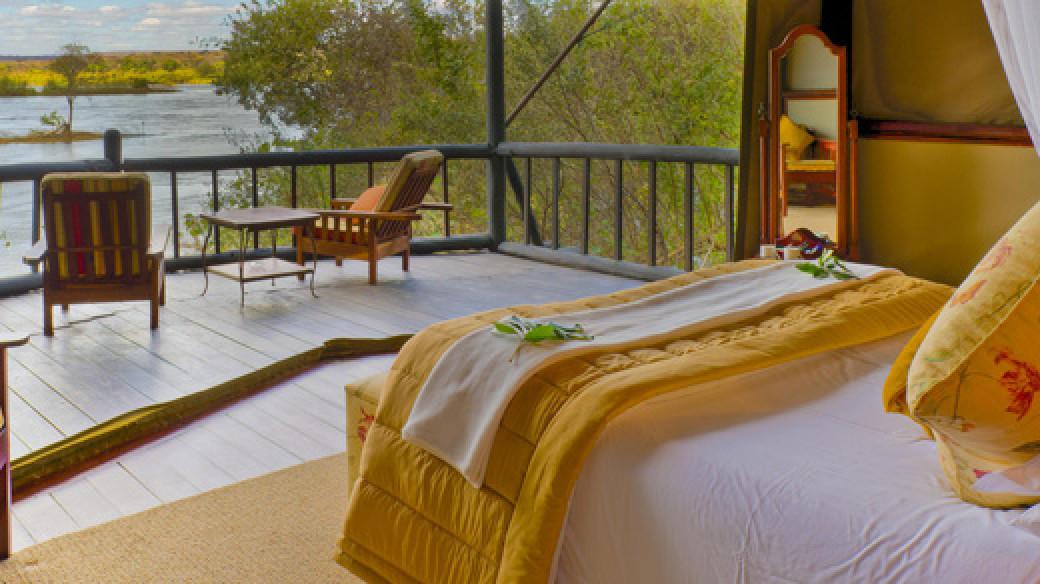 Luxury accommodation Zambia