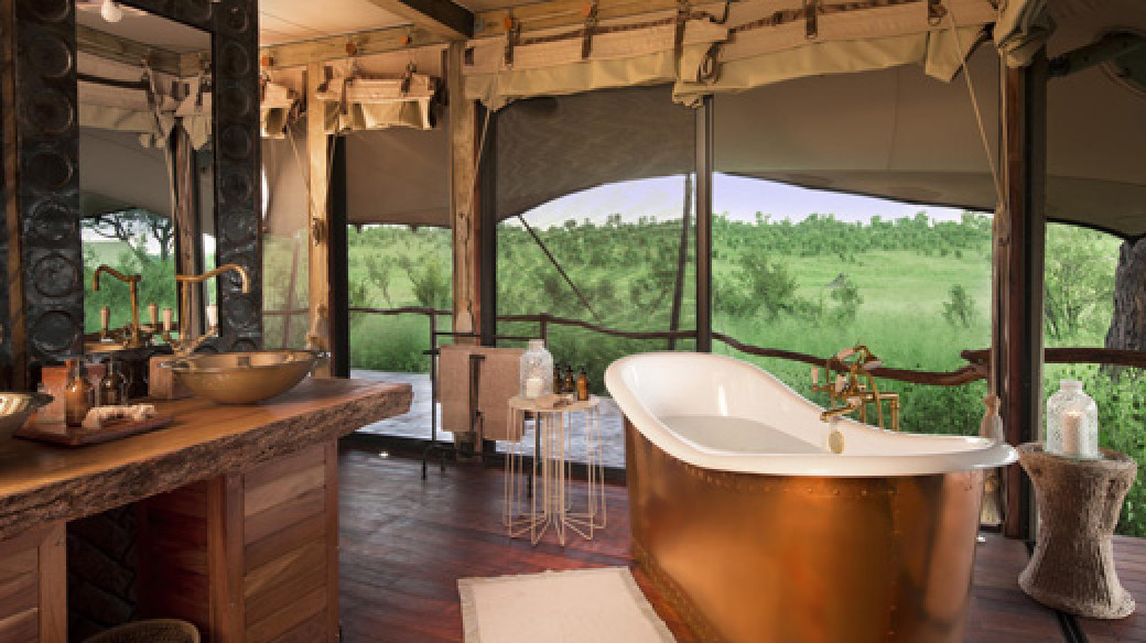 Luxury Safari Camp Hwange