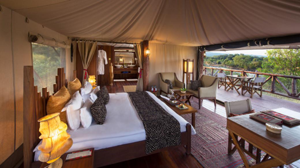 Luxury Safari Camp Kenya