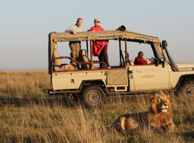 Honeymoon Kenya Safari