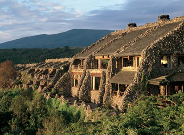 Ngorongoro Serena Lodge Tanzania