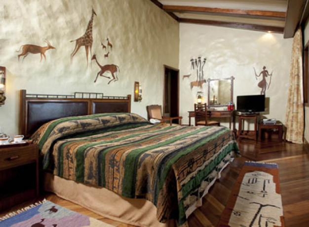 Ngorongoro Serena Tanzania Highlights