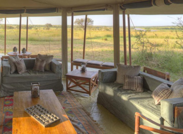 Olakira Mess Tent Serengeti