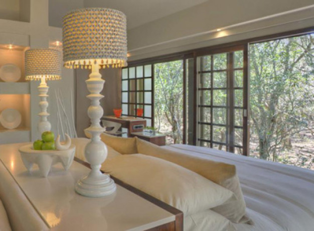 Phinda Forest Lodge Room Interior