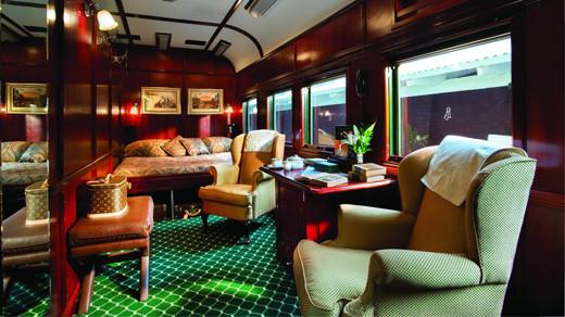 Rovos Rail - Royal Suite