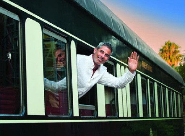 Rovos Rail - Train Journey Africa